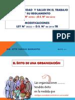 Sso y Legislacion Laboral Mypes