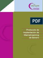 protocolo maestreaming