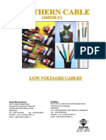 02- Low Voltage Cables