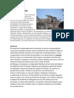 Cultura Maya Economia, Vestuario, Gastronimia, Lengua