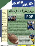 Junior Jacks Newsletter - Fall '10