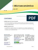 Informe Microeconomico Nro 50