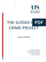 Sussex Hate Crime Project Report