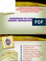 Diseno Instruccional Curso Registro de Pozos
