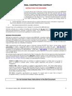 Informal Contract 2006