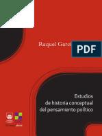 Estudios de historia conceptual del pensamiento político Uruguay