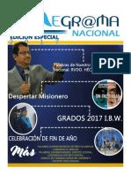 Weslegrama Edicion Especial de Fin de Año 2017