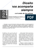 Diosito siempre nos acompaña. Victor Codina.pdf