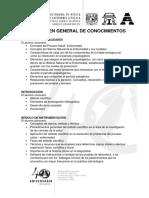 GUIA Examen general Ondologia FESI