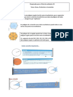 Circunferencia e Circulo Areas Perimetros Isometrias Reflexao Axial e Mediatriz - Preparação Para o Teste de Matemática-professor António Ramos