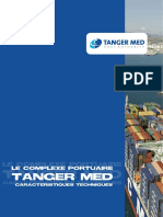 Caractéristiques Techniques Complexe Portuaire Tanger Med