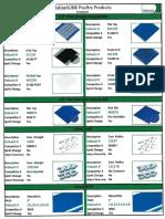 Catálogo de Bandas Modulares