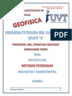 Geofisica Proyecto Final