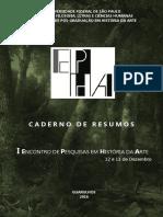 I EPHA_UNIFESP_Caderno de Resumos.pdf