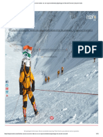 Cancer Survivor Takes on an Unprecedented Pilgrimage to Mount Everest