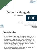Conjuntivitis Aguda Dr Ramos
