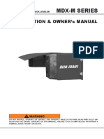 MDX Manual