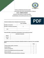 Informe Psicologia Karina Flores