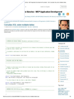 El Blog de Óscar Sotorrío Sánchez - MCP Application Development Foundation - C# _ Consultas SQL Sobre Multiples Tablas