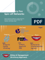 fox spin-off networks presentation