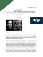 Dramaturgia Española