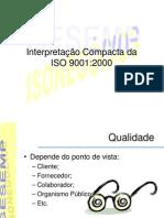 Curso de ISO 9001_Iterpretação Revisada 16H