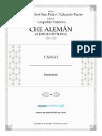 Federico FEDERICO CheAleman