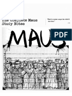 Maus Study Notes