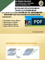 Ecuacion de La Continuidad Final 2013