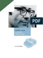 Cuentos Completos - Rodolfo Walsh