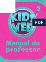 Manual Do Professor - Kids Web 2