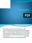 7 Sustainable