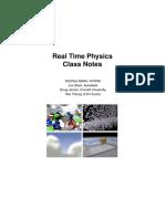 coursenotesReal Time Physics.pdf