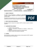 PO-SMA-003 Recolección Transporte y Disposición RP (Rev 5) OK