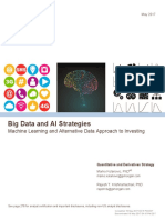 JPM Big Data and AI Strategies