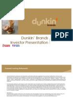 DNKN Dunkin Brands 2017_DNKN_Investor_Presentation_Q3_2017_vFINAL[1]