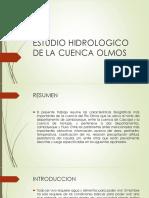 Estudio Hidrologico de La Cuenca Olmos