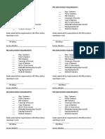Form No. HRR-003-0 - Employment Requirement (1)