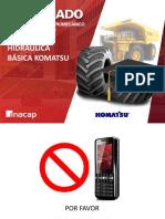 00 Hidraulica Basica Komatsu Ppt 2013