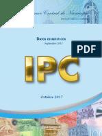 IPC Septiembre