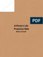 A Pirate's Life | Production Bible