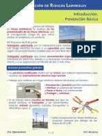 PRL Electricos en Trabajos de Telefonia
