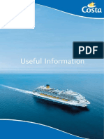 Cruise Useful Info 2017
