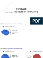 Statquest Gentle Introduction to Rna Seq