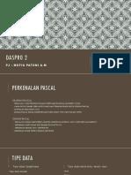 DASPRO 2