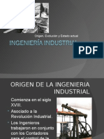 Ingeniera Industrial