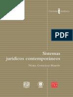 Sistemas Juridicos Nuria Gonzalez