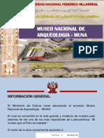 Museo Nacional de Arqueología del Perú -  MUNA