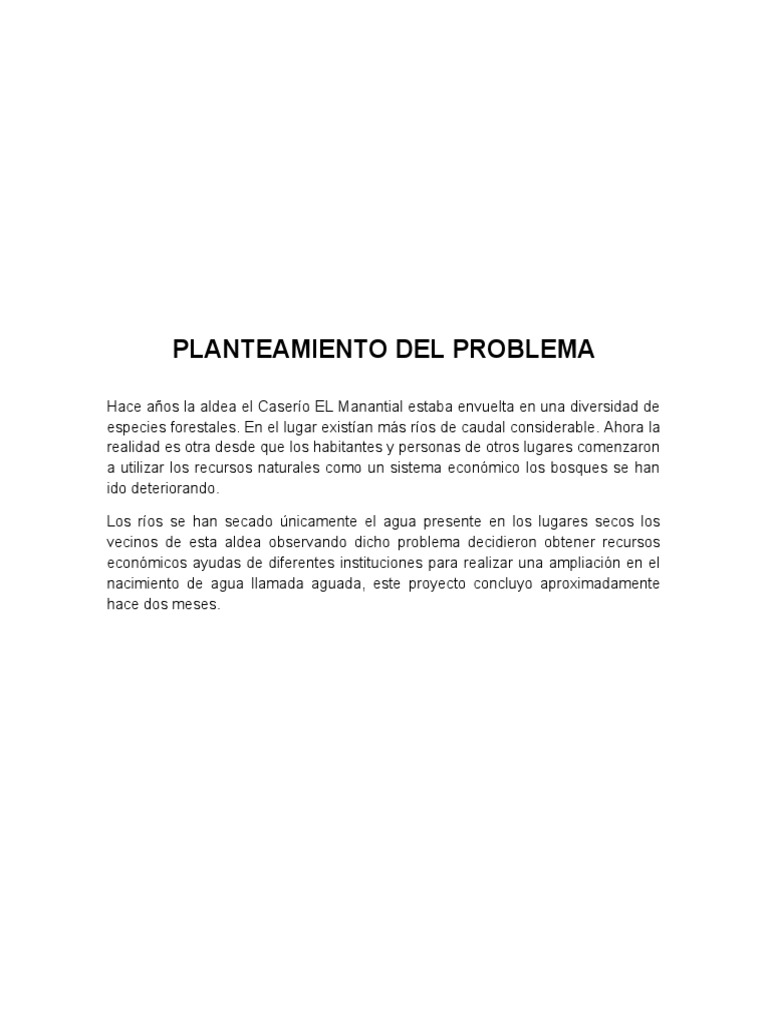PROYECTO DE INVESTIGACION ACCION - SEMINARIO