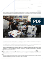 Buen Fin, Solo Beneficia a Cadenas Comerciales_ Canaco - Cambio de Michoacán